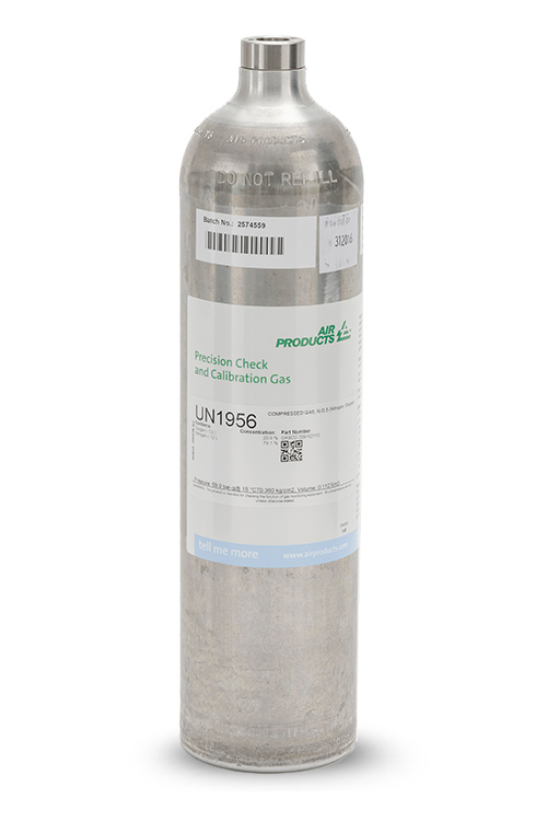 Nitrogen Premier Calibration Gas