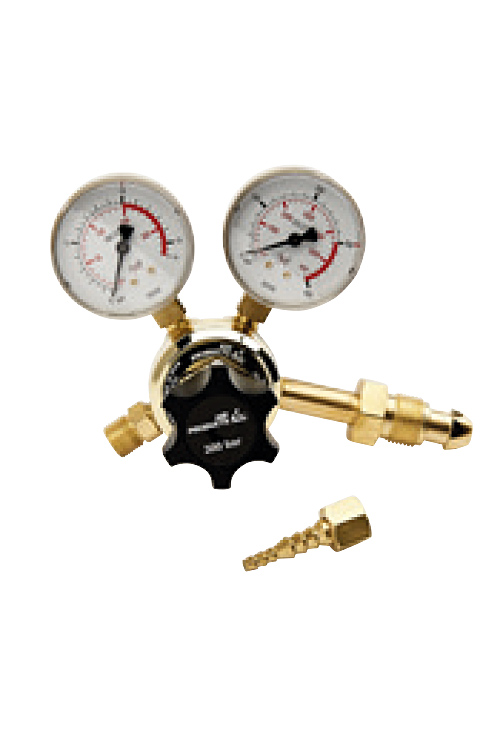 Single stage inert 10 bar regulator