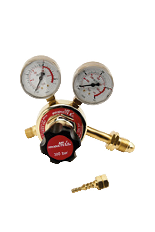 Single stage propane 4 bar regulator